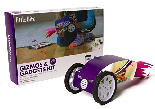 Gizmos & Gadgets Kit, 2nd Edition (Littlebits Electronics compare prices)