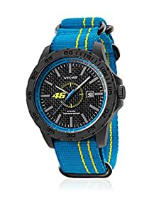 vr46 valentino rossi vr12 by tw steel watch 45mm blue gelb montres. Black Bedroom Furniture Sets. Home Design Ideas