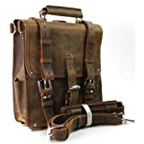 Vagabond Traveler Cowhide Leather Backpack