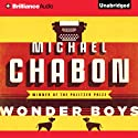 Wonder Boys Audiobook by Michael Chabon Narrated by David Colacci
