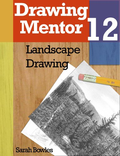 Drawing Mentor 12, Landscape Drawing
