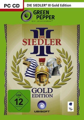 Die Siedler 3 - Gold Edition [Importación Alemana]