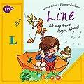 Line - Ich mag Sonne, Regen, Schnee! - Pappbilderbuch: PiNGPONG
