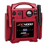 Clore Automotive JNC4000 1100 Peak amp 12V Portable Jump Starter