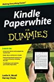 img - for Kindle Paperwhite For Dummies book / textbook / text book