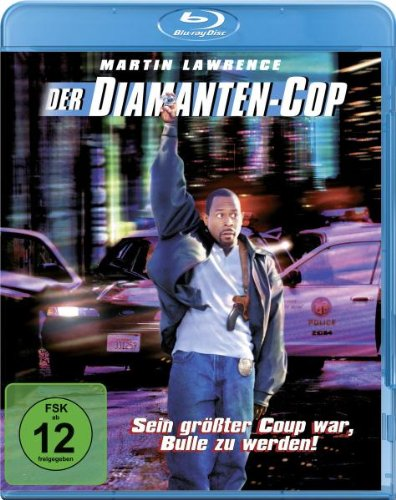 Der Diamanten-Cop [Blu-ray]