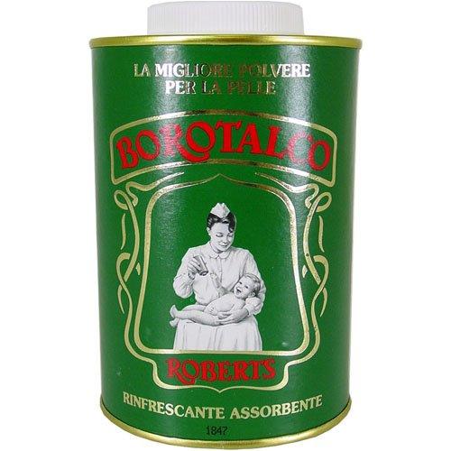 Roberts Borotalco Powder - The best Talcum Powder ever - 500 gram family size