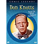 Don Knotts: Tied Up With Laughter DVD