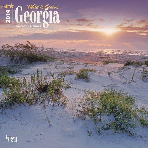 Wild & Scenic Georgia 2014 Calendar