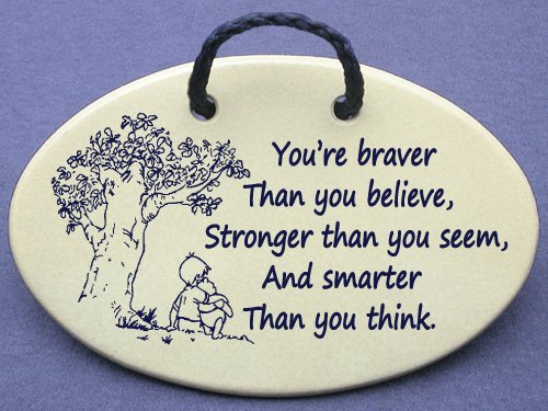 Winnie The Pooh Wall Quotes front-648989