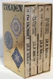 Tolkien 4 book boxed set (The Hobbit, The Fellowship of the Ring, The Two Towers, The Return of the King)