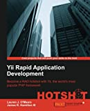 img - for Yii Rapid Application Development Hotshot book / textbook / text book