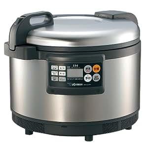 象印 炊飯器 IH式 3升 業務用 三相200V専用15A以上 ステンレス NH-GDA54-XA