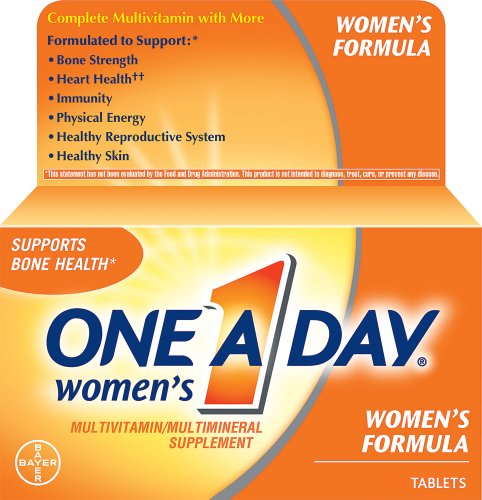 Womens One A Day Vitamins