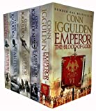 img - for Conn Iggulden Emperor Series Collection 5 Books Set, Emperor:The Gods of War, Emperor:The Field of Swords, Emperor: The Death of Kings, Emperor: The Gates of Rome & [hb] Emperor: The Blood of Gods) book / textbook / text book
