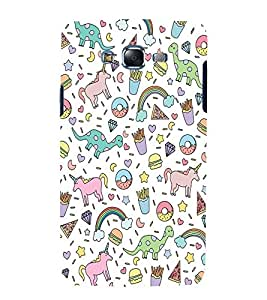 printtech Funky Cute Memes Back Case Cover for Samsung Galaxy Grand Prime G530h