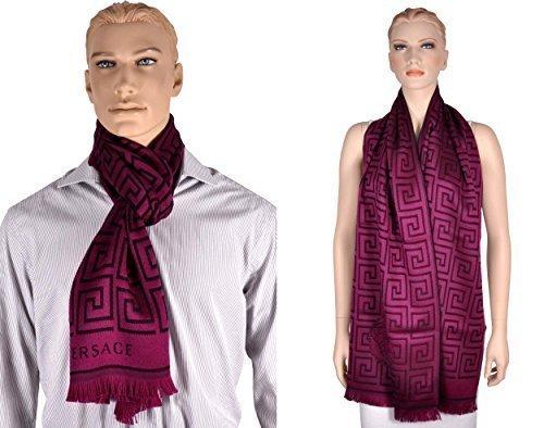 Versace Designer antisguardi sciarpa Sciale 36 x 178 x 2,5 cm - TH