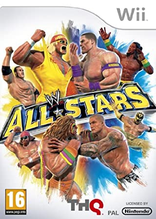 WWE all stars [Importación francesa]