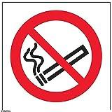 vsafety 51020ae-r Prohibition Logo Sign, en plastique d'occasion  Livré partout en Belgique