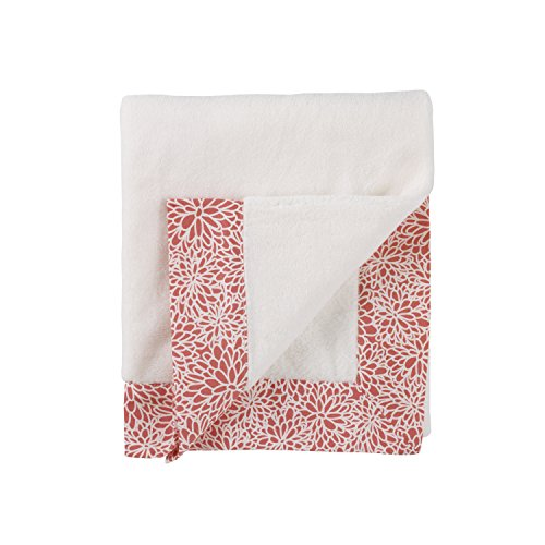 Balboa Baby Simply Soft Blanket, Coral Bloom