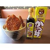 駒ヶ根名物 ソースかつ丼信州産ひれかつセットG