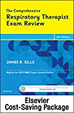 img - for The Comprehensive Respiratory Therapist Exam Review- Elsevier eBook on Intel Education Study + Evolve Exam Review Access (Retail Access Cards), 6e book / textbook / text book