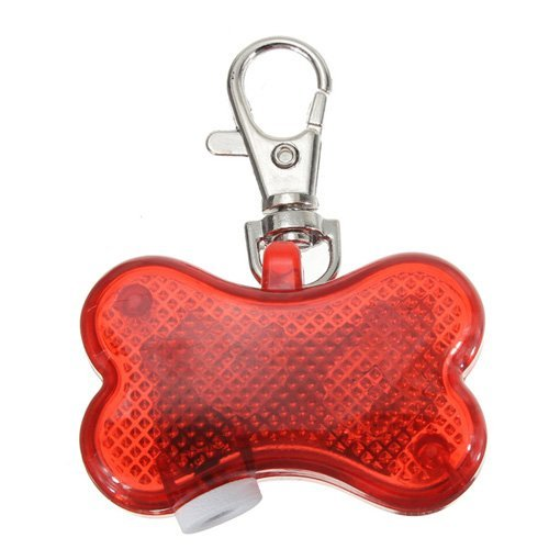 Pet Dog Cat Safety LED Flash Blink Light Tag Collar New. (Summer Deco Extra Tall compare prices)