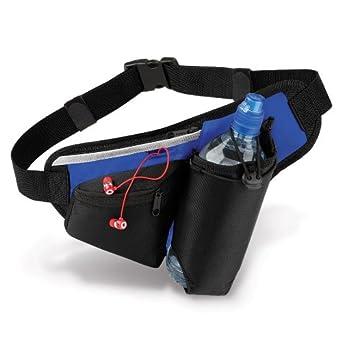 Teamwear Hydro Belt Bag, BLACK/BLUE