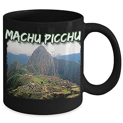 Machu Picchu Coffee Mug - Huayna Picchu Ruins - Peru South America Travel Tourist Site Gift