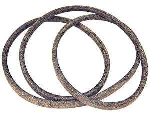 Rotary 754-0370, 954-0370, MTD Replacement Belt, Made With Aramid Fiber.