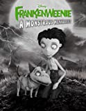 Frankenweenie: A Monstrous Menagerie! (A Sticker-Activity Storybook)