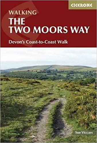 Two Moors Way Guidebook