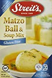 Streit's Matzo Ball & Soup Mix Gluten Free 4.5 Oz Boxes (3 Pack)