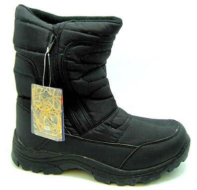 Mens Wide Width Winter Snow Boots | Homewood Mountain Ski Resort