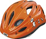 ABUS Kinder Fahrradhelm Chilly, Robot orange, 46-52 cm Picture