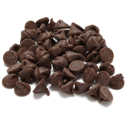 Ghirardelli Chocolate Baking Chips, 60% Cacao Bittersweet Chocolate, 50-Pound Package