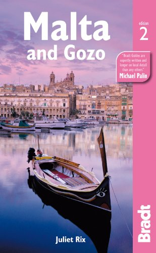 Malta and Gozo (Bradt Travel Guides)