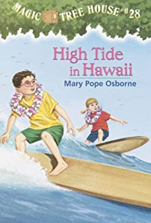 Magic Tree House #28: High Tide In Hawaii (A Stepping Stone Book(TM))