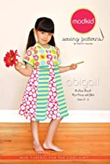 Patty Young Modkid Abigail A Line Dress Pattern