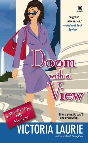 Image of Doom with a View (Psychic Eye Mysteries, Book 7)