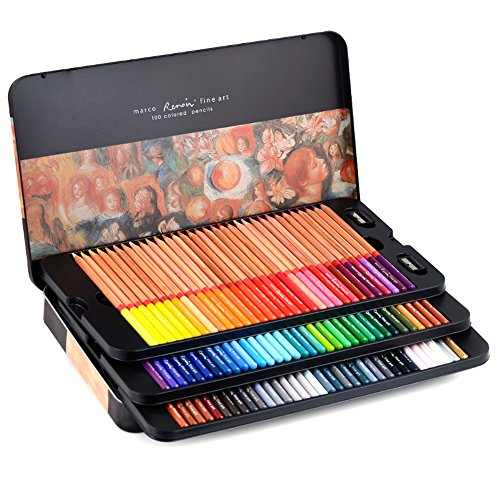 Marco Renoir Colored Pencil Review — The Art Gear Guide
