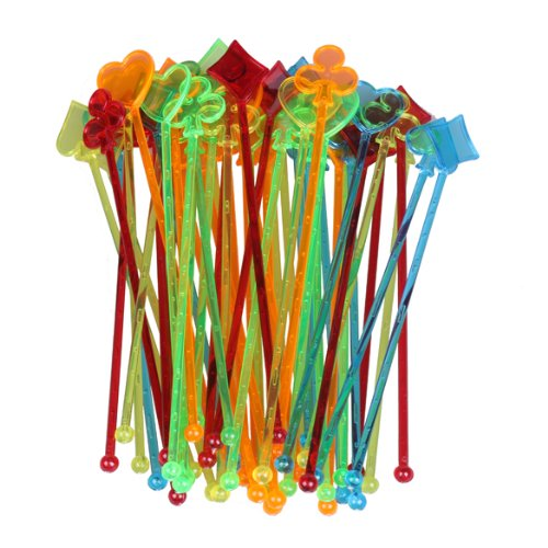 Plastic Coffee Stirrers
