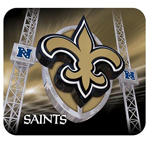 new-orleans-saints-hunter-manufacturing-mousepad