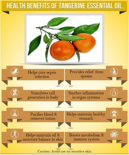 Ambrosial Fragrances of Heaven Ambrosial Tangerine Essential Oil 100% Natural Organic Uncut Undiluted