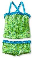 Amazon.com: Speedo Little Girls' Spectacular Splatter