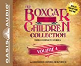 The Boxcar Children Collection Volume 4: Schoolhouse Mystery, Caboose Mystery, Houseboat Mystery