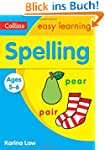 Spelling Ages 5-6 (Collins Easy Learn...