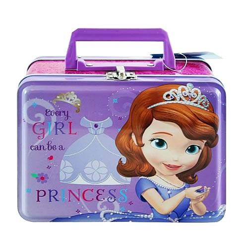 Sofia the First Tin Lunch Box