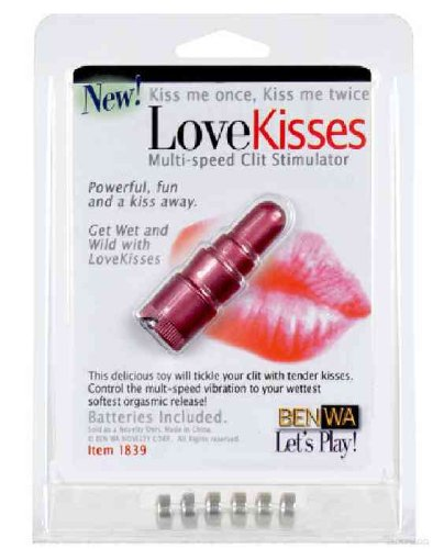 Love Kisses Clit Stimulator - Multi Speed