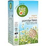 Big Oz Organic and Gluten Free Porridge Flakes 500 g (Pack of 5)